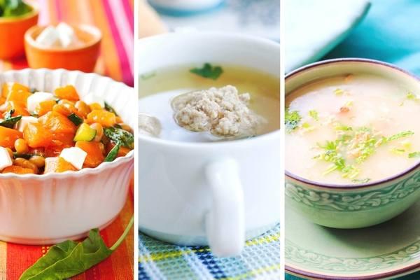 Диета при гастрите желудка — меню на неделю, рецепты