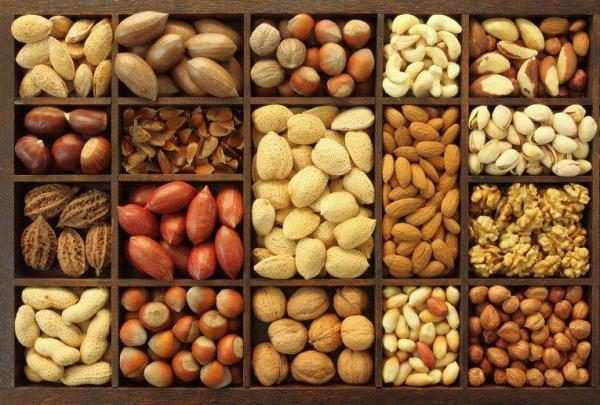Можно ли есть орехи при гастрите