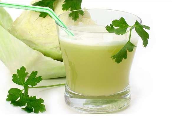 какие соки можно пить при язве желудка